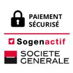 Logo paiement sécurisé Société Générale