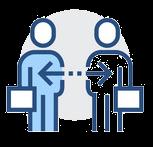 icône de constitution du dossier pour embaucher un salarié étranger