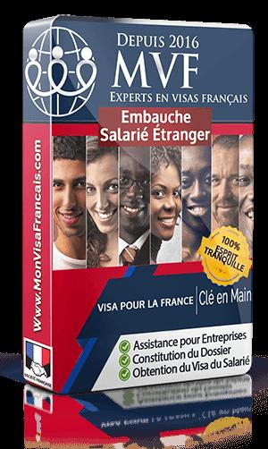 Service d'assistance pour embaucher un salarié étranger