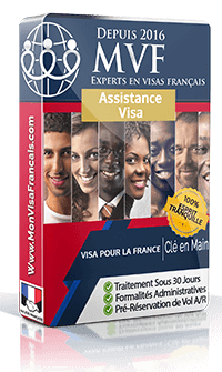 assistance visa pour la france