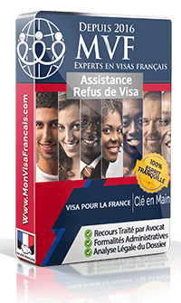 assistance refus de visa